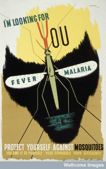 Protect against malaria 1941