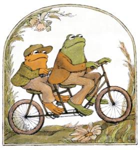 Frog & Toad (Arnold Lobel)