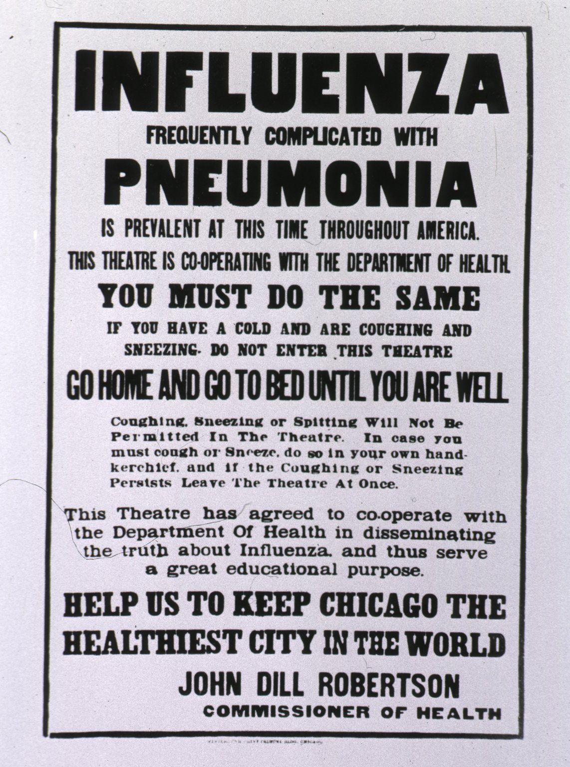 spanish influenza Retroindy: 1918 spanish influenza was swift and deadly indiana had one of the lowest death rates in the nation thanks to measures taken by state officials check out.