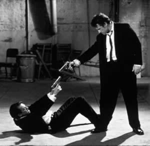 Reservoir Dogs Standoff