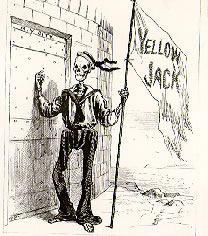 Yellow Jack flag